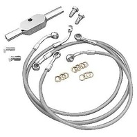 Galfer Cruiser Rear Brake Line Kit - FK003D421R