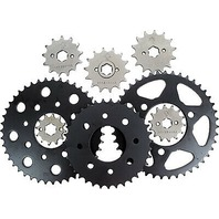 JT Steel Rear Sprocket JTR273.33 33T 520