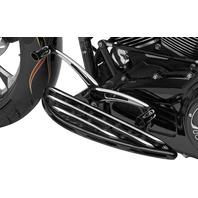 Arlen Ness Heel/Toe Shifter Lever - Black Deep Cut - 19-792