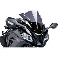 PUIG Dark Smoke Racing Windscreen - 4106F