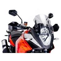 PUIG Clear Racing Windscreen - 6847W