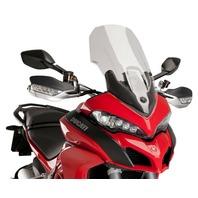 PUIG Clear Racing Windscreen - 7622W