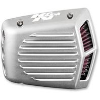 K&N RK-3951S Street Metal Intake System Silver