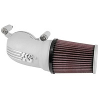 K&N 63-1134S Aircharger Intake Systems Satin
