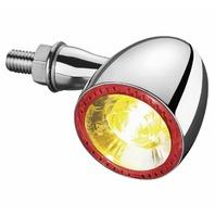 Kuryakyn by Kellermann Bullet 1000 Marker Lights 2554 Rear