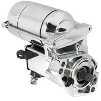 Arrowhead Chrome Starter 1.8 kW - SHD0014-C for Harley-Davidson