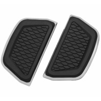 Kuryakyn Chrome Floorboard Covers for V-Twin - 5902