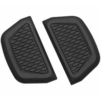 Kuryakyn Black Floorboard Covers for V-Twin - 5903
