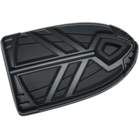 Kuryakyn Spear Brake Pedal Pad for Indian Satin Black 5632