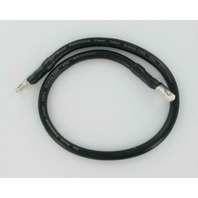 All Balls Battery Cable - 23in - Translucent Black 78-123-1