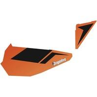 Dragonfire Racing Sunset Door Graphics for RZR XP1000 - 07-1106