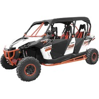 Dragonfire Racing Soft Tops 4 Seat Can-Am Commander - 73506