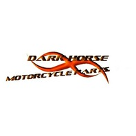 Dragonfire Racing Orange RZR XP 1000 Door Graphics - 07-1121 - Polaris