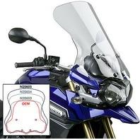 National Cycle FMR Hardcoated Clear VStream Windscreen N20605