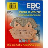 EBC Double-H Sintered Brake Pads FA400HH