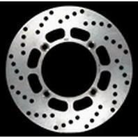 EBC OE Replacement Brake Rotor - MD516