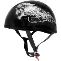 Skid Lid Helmets Original Skull Graphics Helmet - All Sizes