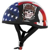 Skid Lid Helmets Original POW MIA Helmet - All Sizes