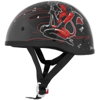 Skid Lid Helmets Original Hell on Wheels Helmet - All Sizes & Colors