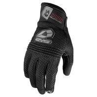 EVS Black Laguna Gloves Md SGL19L-BK-M