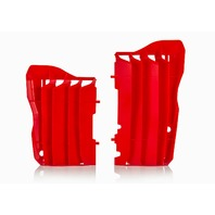 Acerbis Red Radiator Louvers - 2691520227