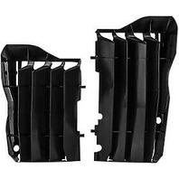 Acerbis Black Radiator Louvers - 2691510001