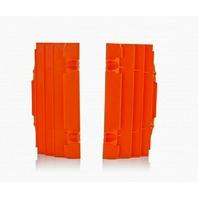 Acerbis Orange Radiator Louvers - 2691545226