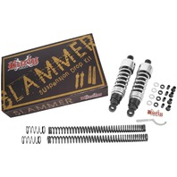 "Burly Black Slammer 10.5"" Shocks B28-1200B"