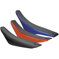 Cycle Works Seat Cover - Blue/Black - 35-44506-31