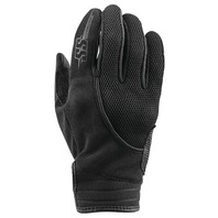SPEED AND STRENGTH Women's Comin' In Hot Leather / Mesh Gloves - Medium - Black