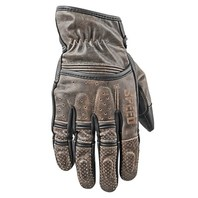 SPEED AND STRENGTH Rust and Redemption Leather Gloves All Colors & Sizes