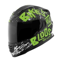Speed & Strength SS1310 Bikes Are In My Blood Helmet - All Colors & Sizes
