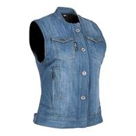 Speed & Strength Women's Glory Daze Denim Vest - All Colors & Sizes