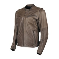 Speed & Strength Men's Dark Horse Leather Jacket - All Colors & Sizes