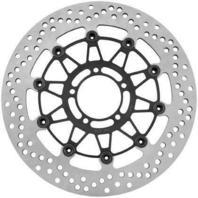 BikeMaster Brake Rotor - Front - 1258