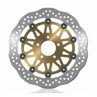 BikeMaster Brake Rotor - Contour Front - 750X