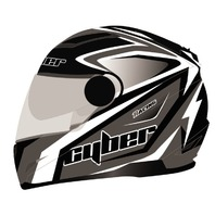 Cyber Helmets US-108 Full Face Bolt Helmet - All Colors & Sizes