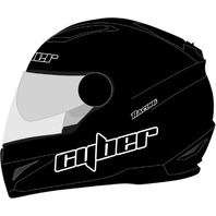 Cyber Helmets US-108 Youth Helmet - All Colors & Sizes