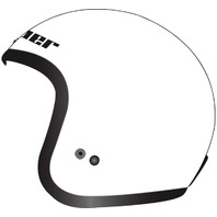 Cyber Helmets U-382 Open Face Helmet - All Colors & Sizes