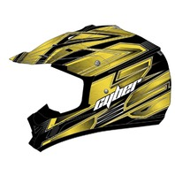 Cyber Helmets UX-24 Bandit Helmet - All Colors & Sizes