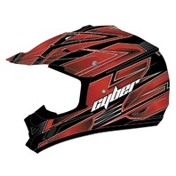 Cyber Helmets UX-24 Bandit Youth Helmet - All Colors & Sizes
