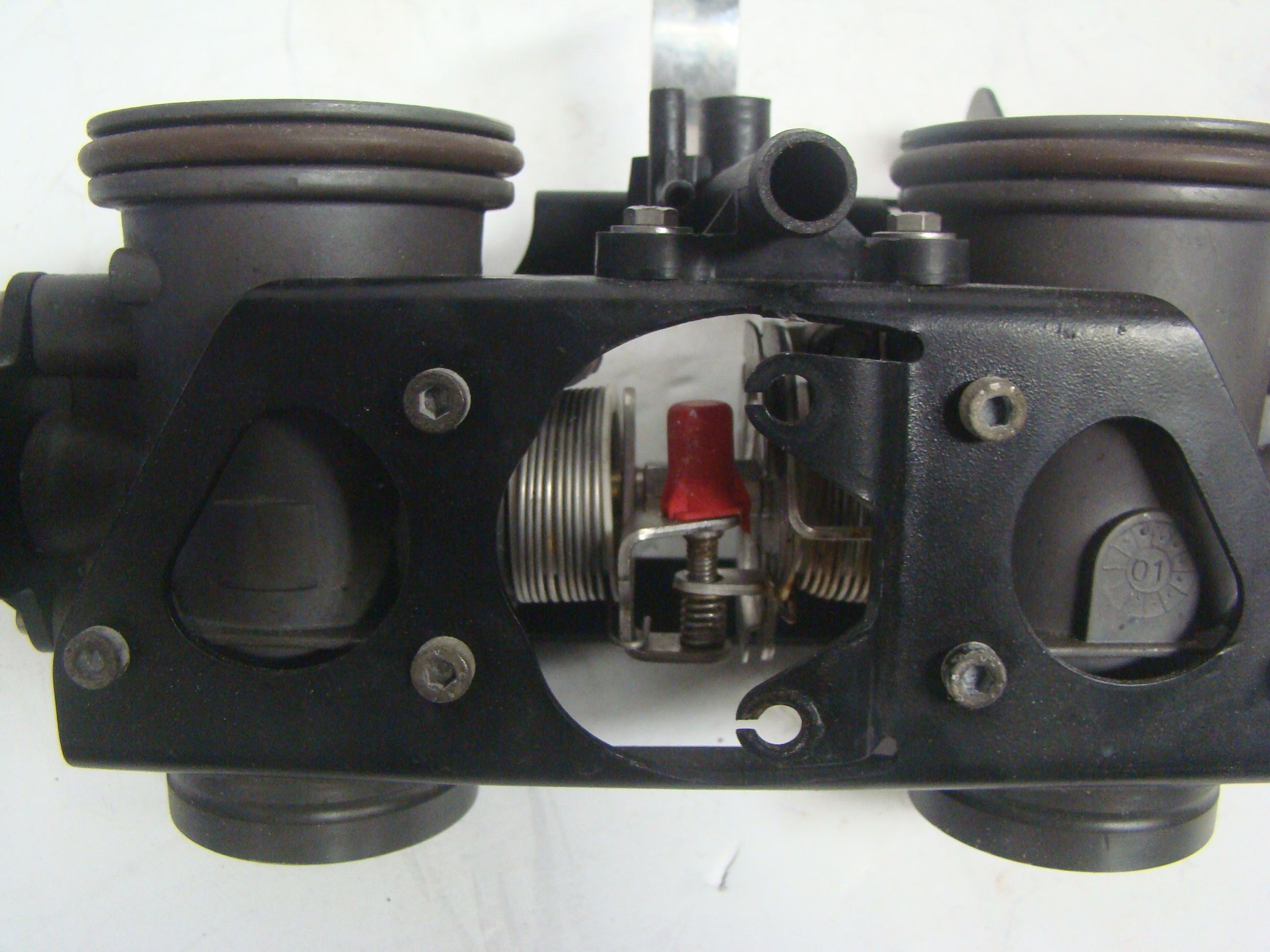 Sea Doo Bombardier 2000 RX DI GTX DI Throttle Body Part# 270600033 270600032
