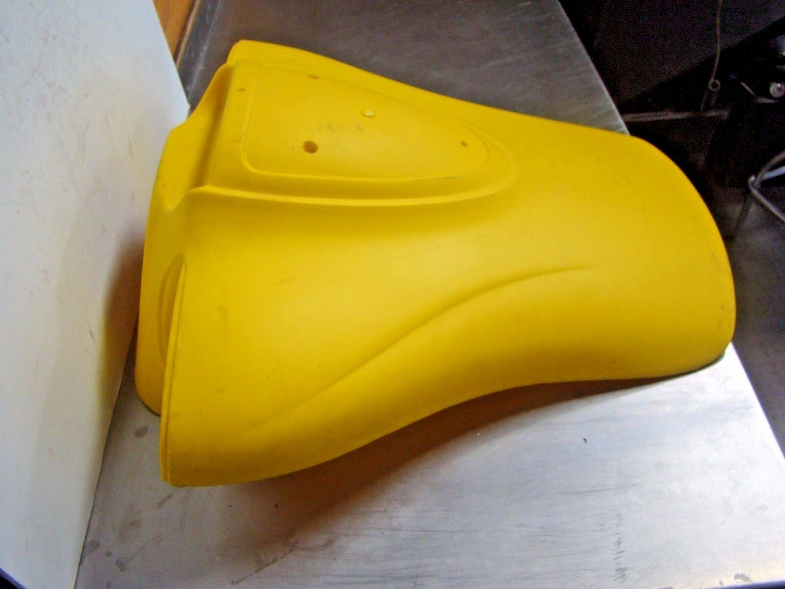 Sea-Doo Bombardier 1995-1996 XP Yellow Front Storage Cover Top Half #  269500170