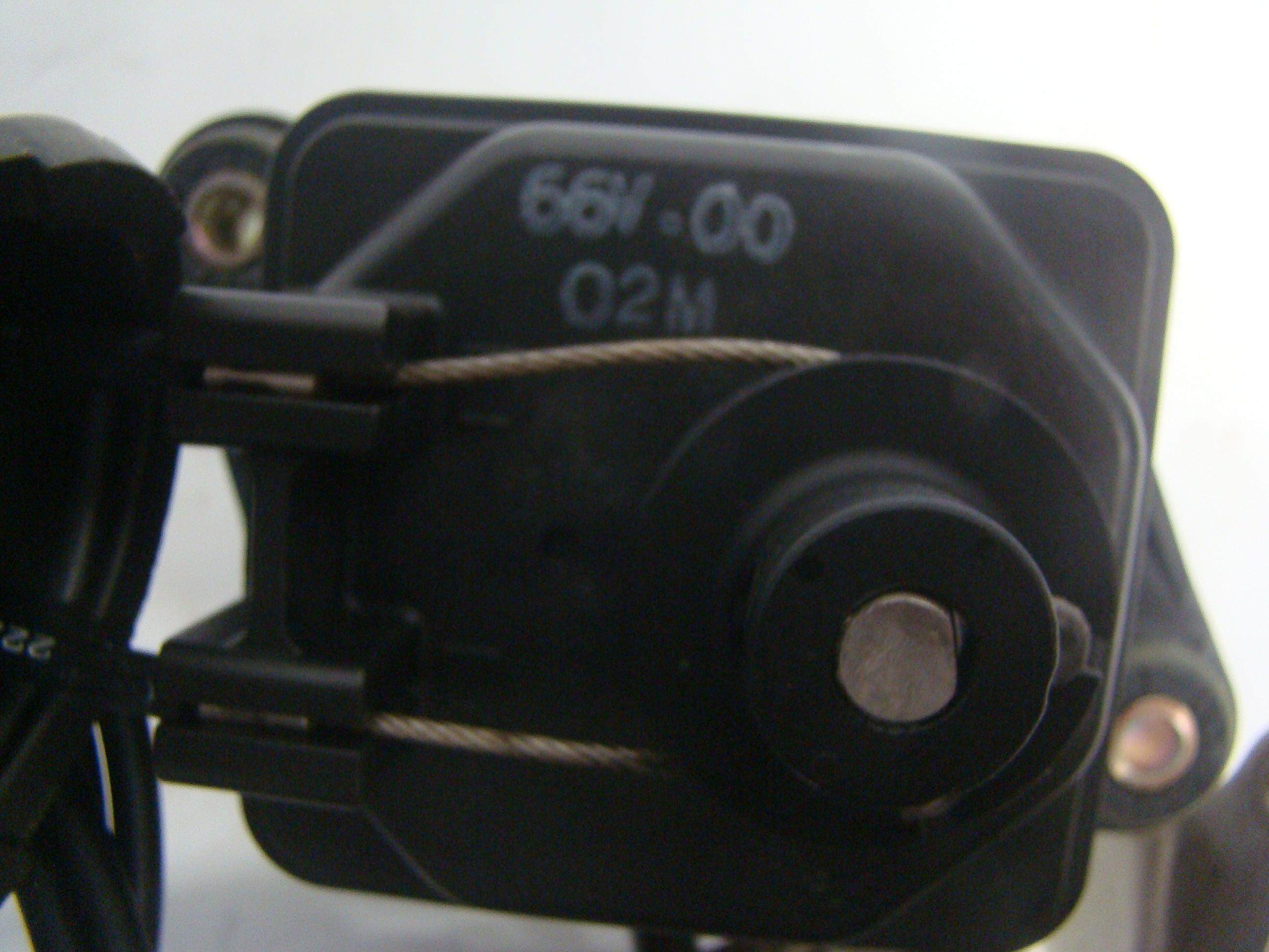 Yamaha XL1200 power valve servo motor 66V-85820-00-00