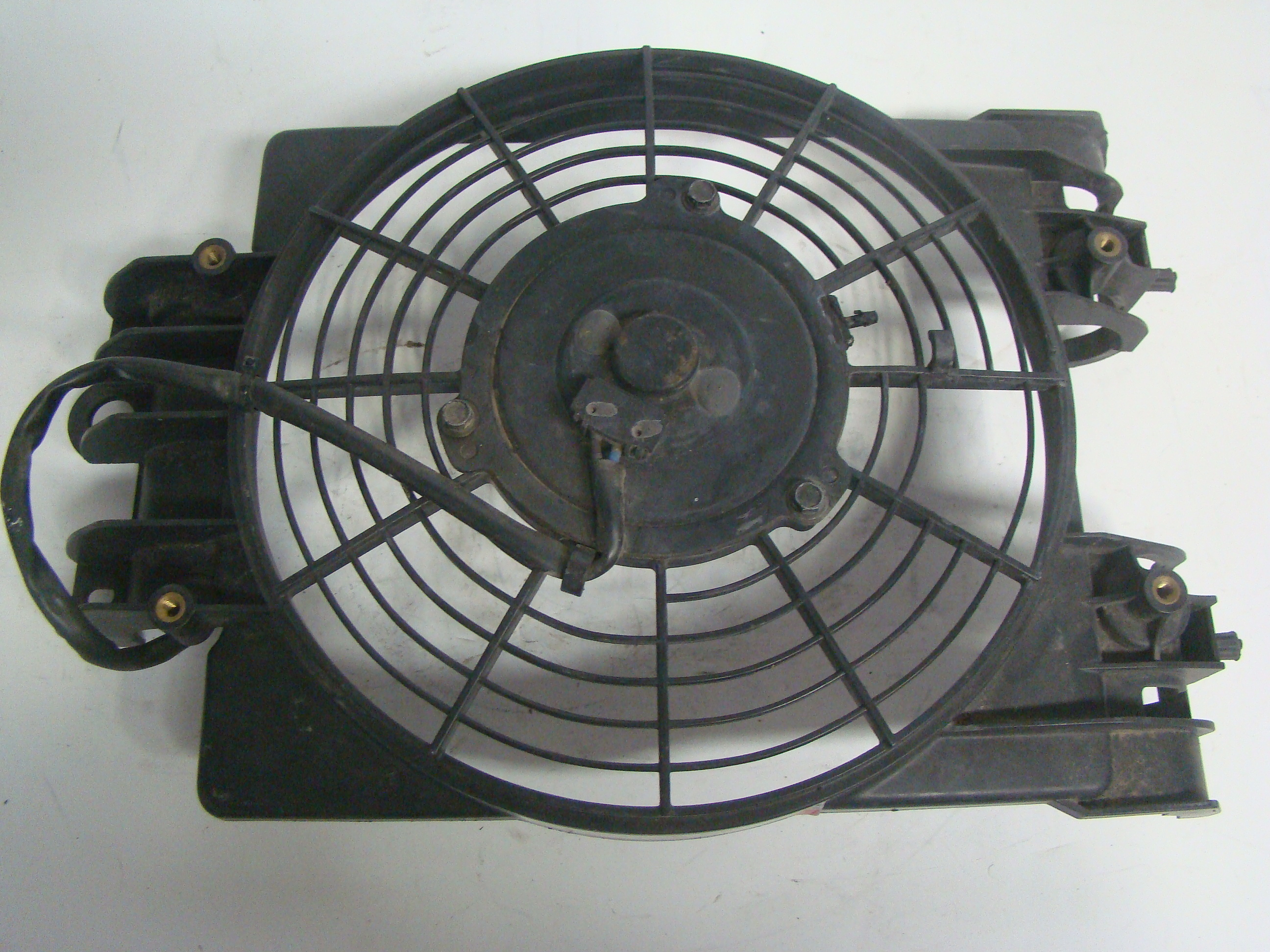 Can-Am Spyder Roadster 2013-2014 GS RS RT Radiator Fan Assembly # 709200409