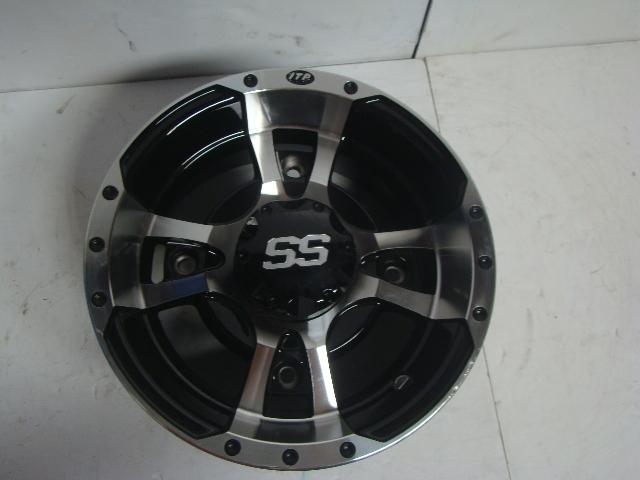 UTV Side By Side ATV 4x4 IPT  SS12 Sport Wheel 10x5 4/156 3+2 Offset 1028336404B