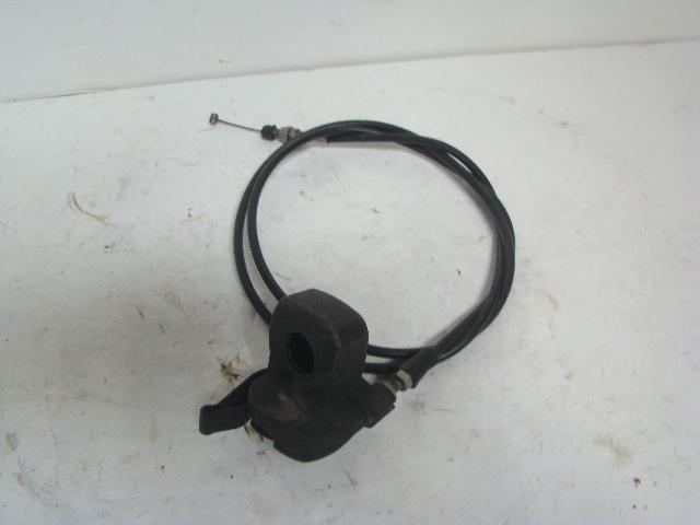 Yamaha Waverunner 2001-2002 GP1200 Choke Cable And Choke Lever # 67X-67242-00-00