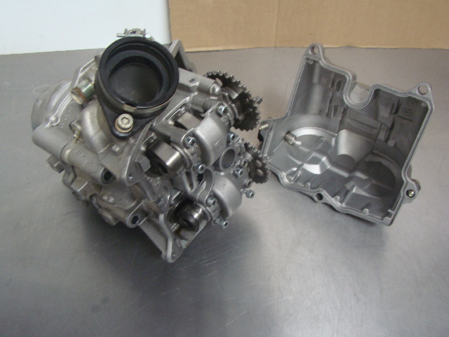 Can-Am Spyder Reconditioned Cylinder Head with Cams