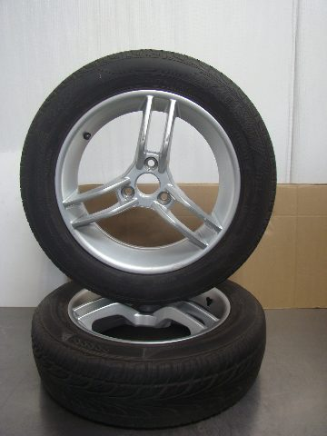 Can-Am Spyder RS Front Tire Wheel Set 3K Miles