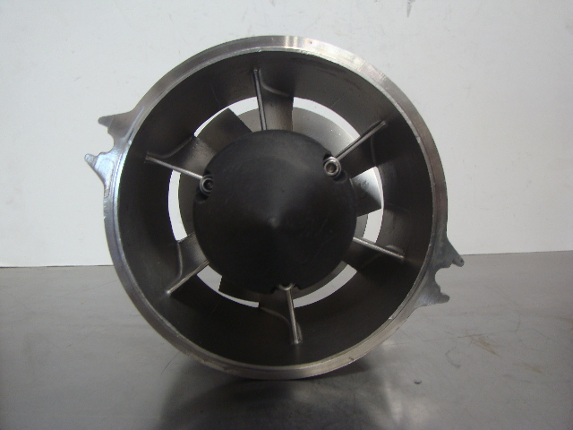 Polaris Genesis PWC 1200 Jet Pump Shaft Impeller (used)